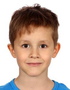zdjęcie dowodowe dla dziecka